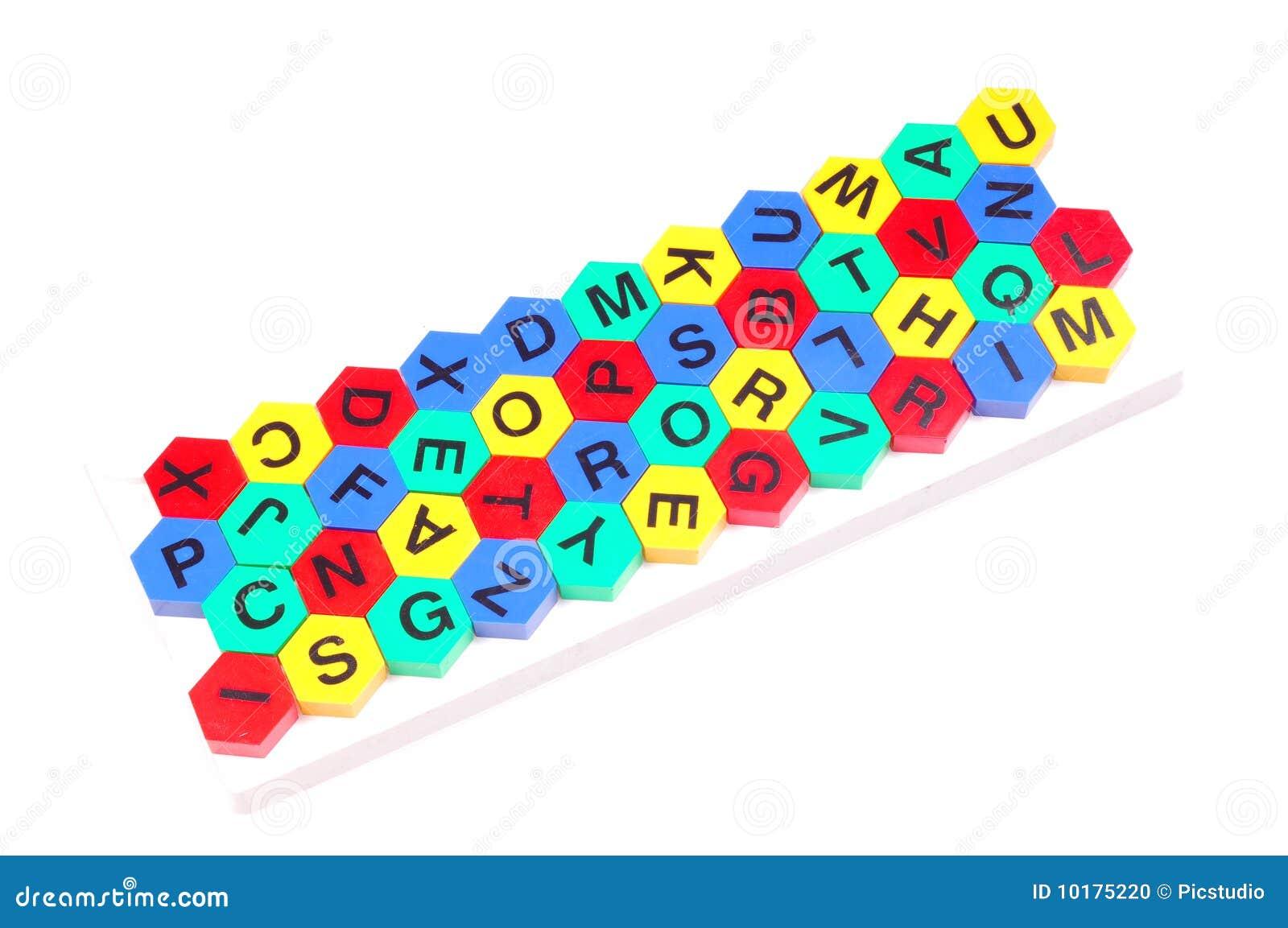 Alfabetos do Jumble