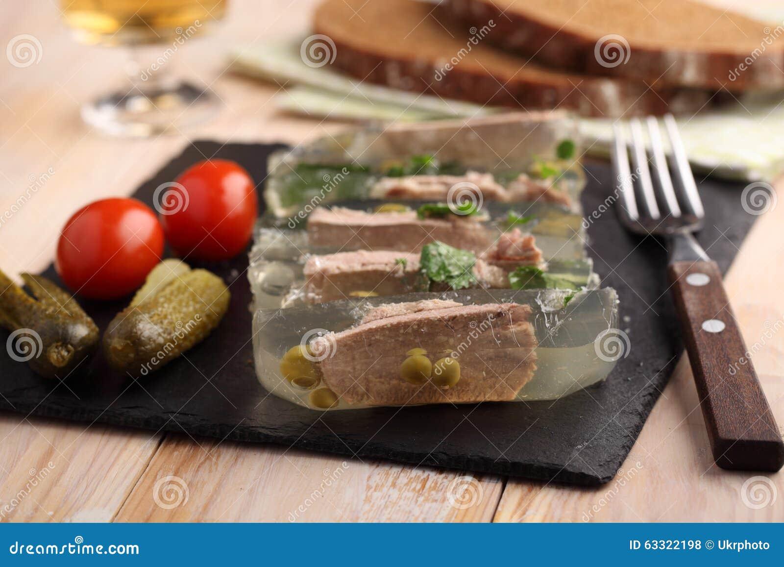Alfazema da língua de carne