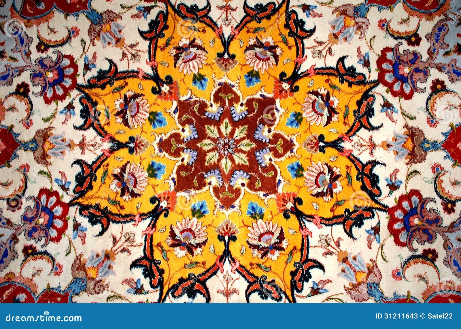 Alfombra persa fotos de archivo imagen 31211643 for Tejido persa