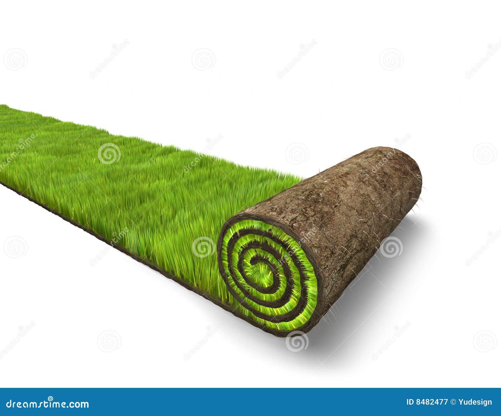 Alfombra verde fotograf a de archivo libre de regal as for Alfombra verde para jardin