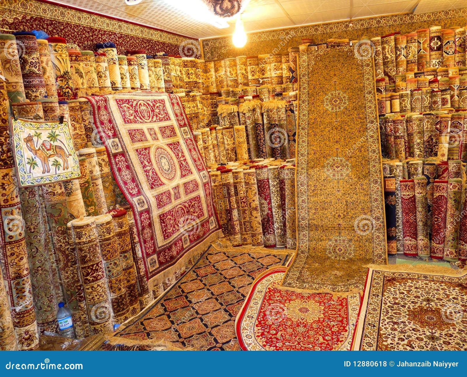 Alfombras de lujo hechas a mano fotos de archivo libres de for Alfombras hechas a mano en casa