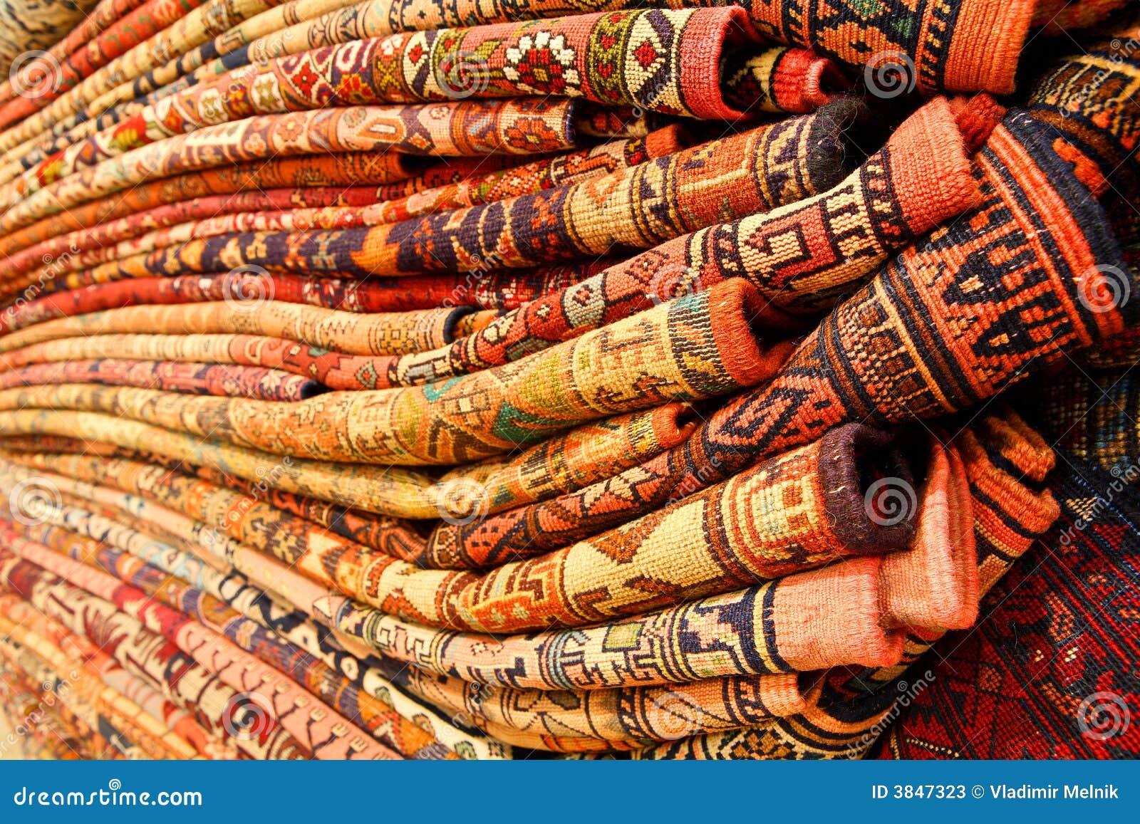 alfombras persas imagen de archivo imagen de colorido