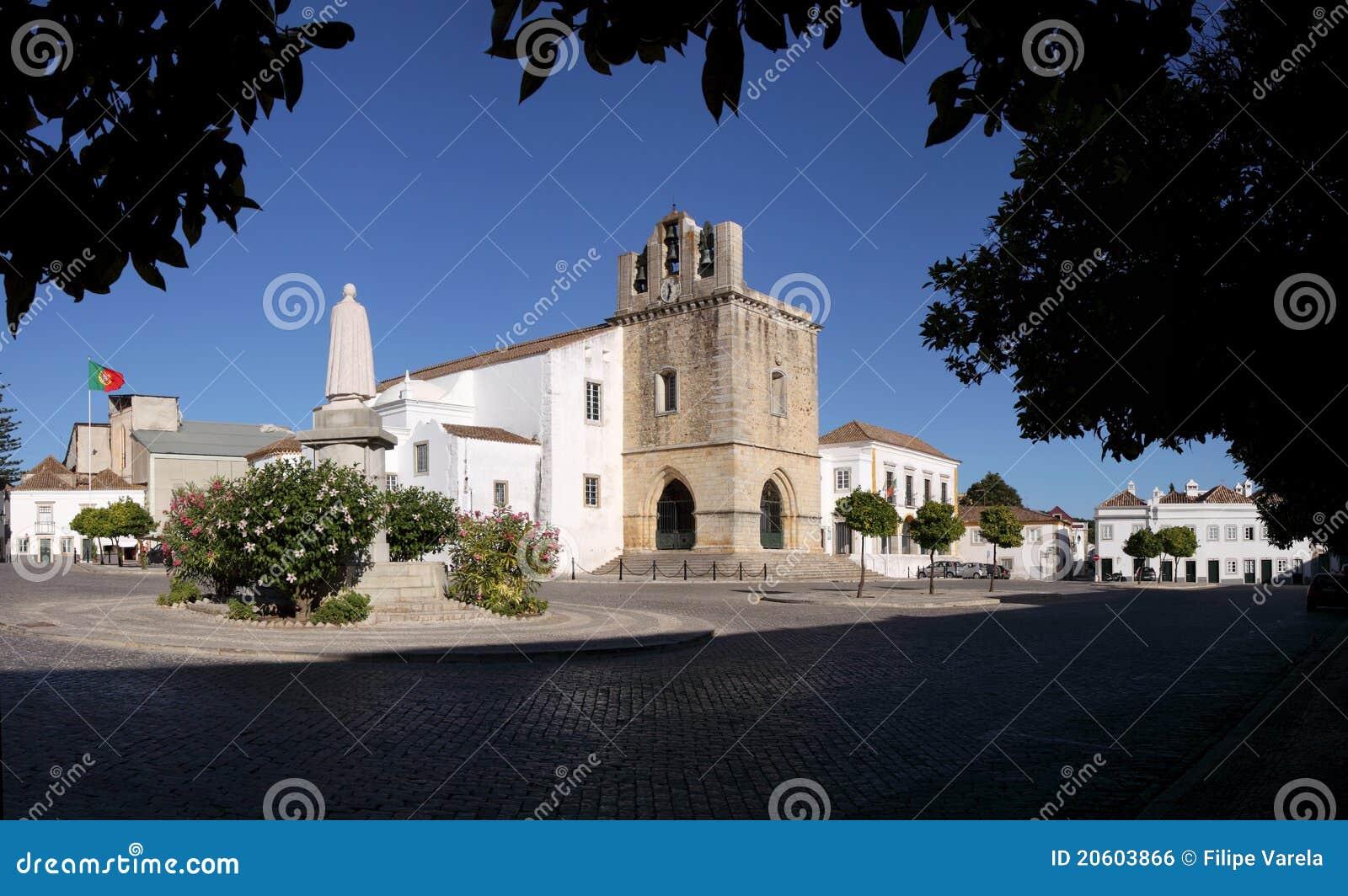 Algarve domkyrkafaro portugal se