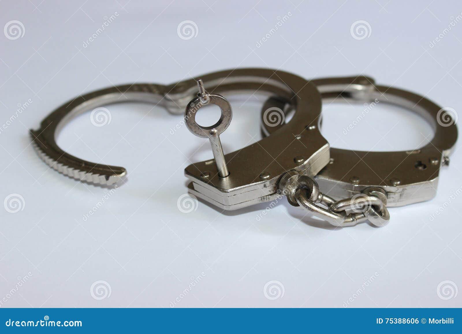 Algemas com chave