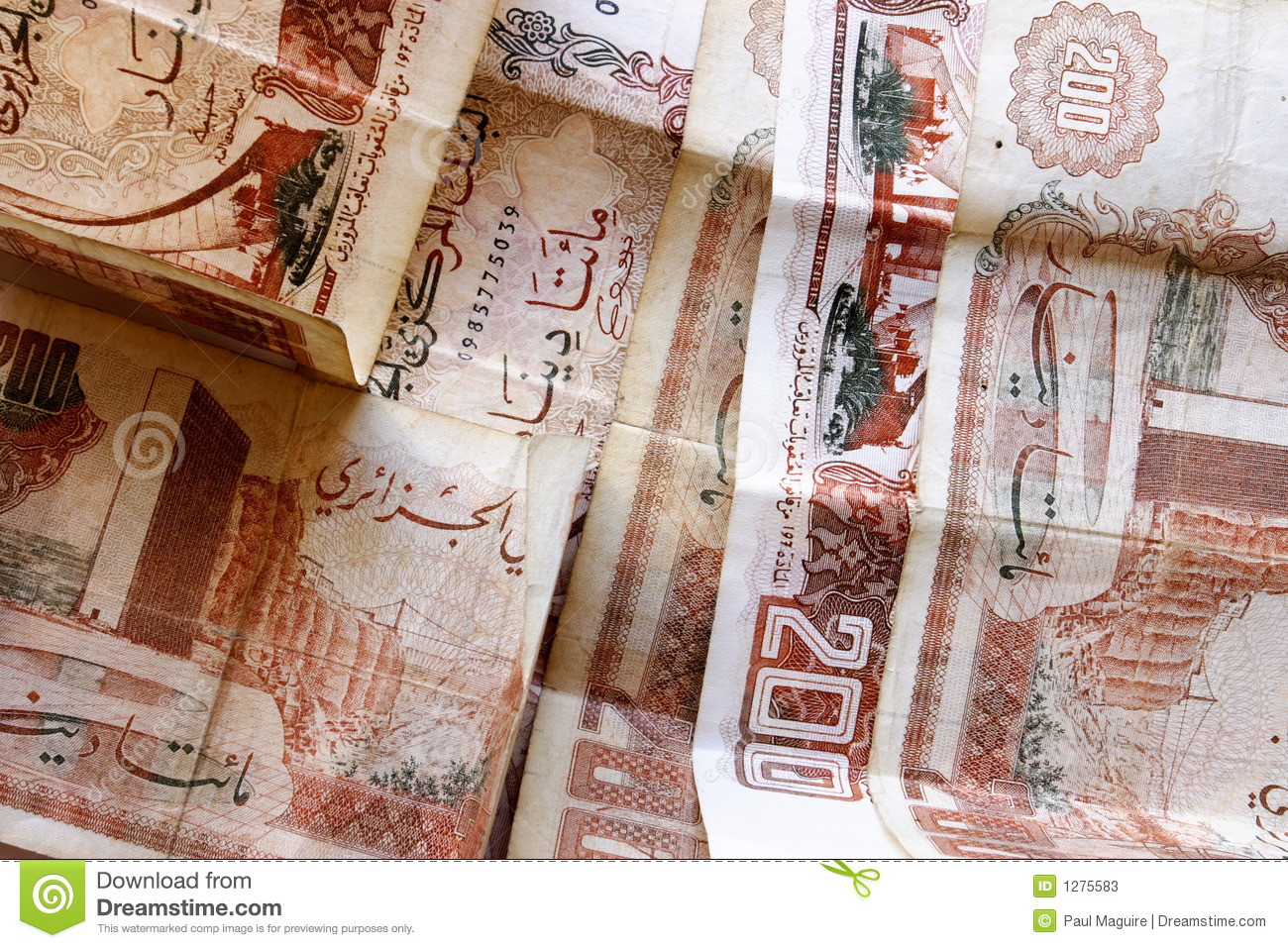 Dinar listed on forex
