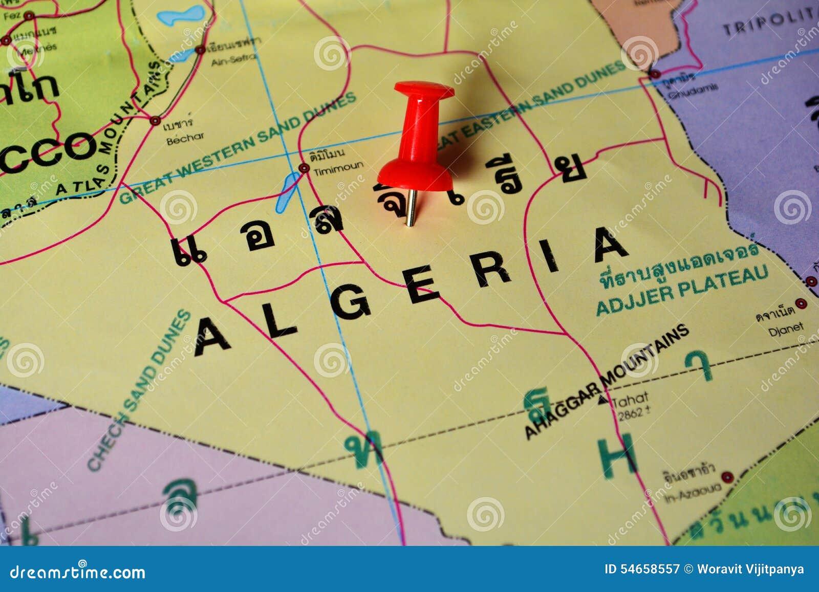 Algeriet översikt