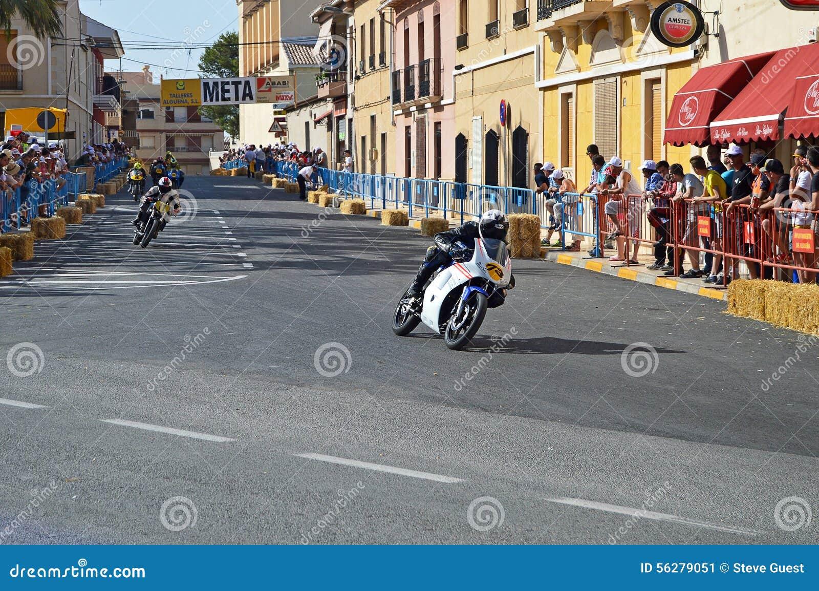 Alguena Motorcycle Race Editorial Photo Image 56279051