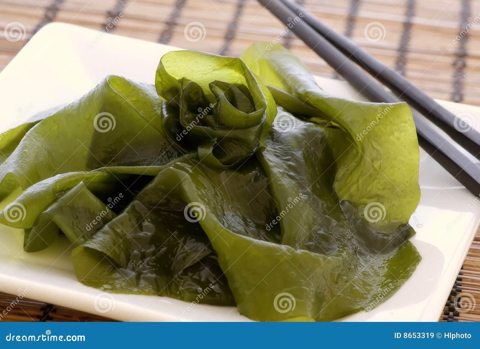 Algue de salade