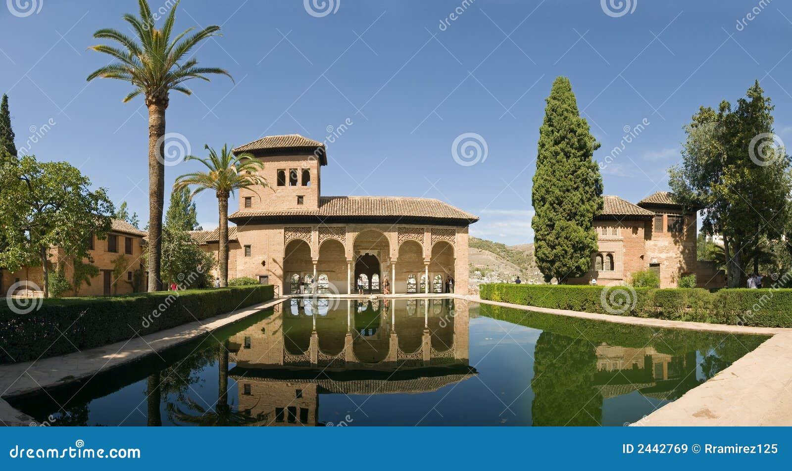 Alhambra λίμνη