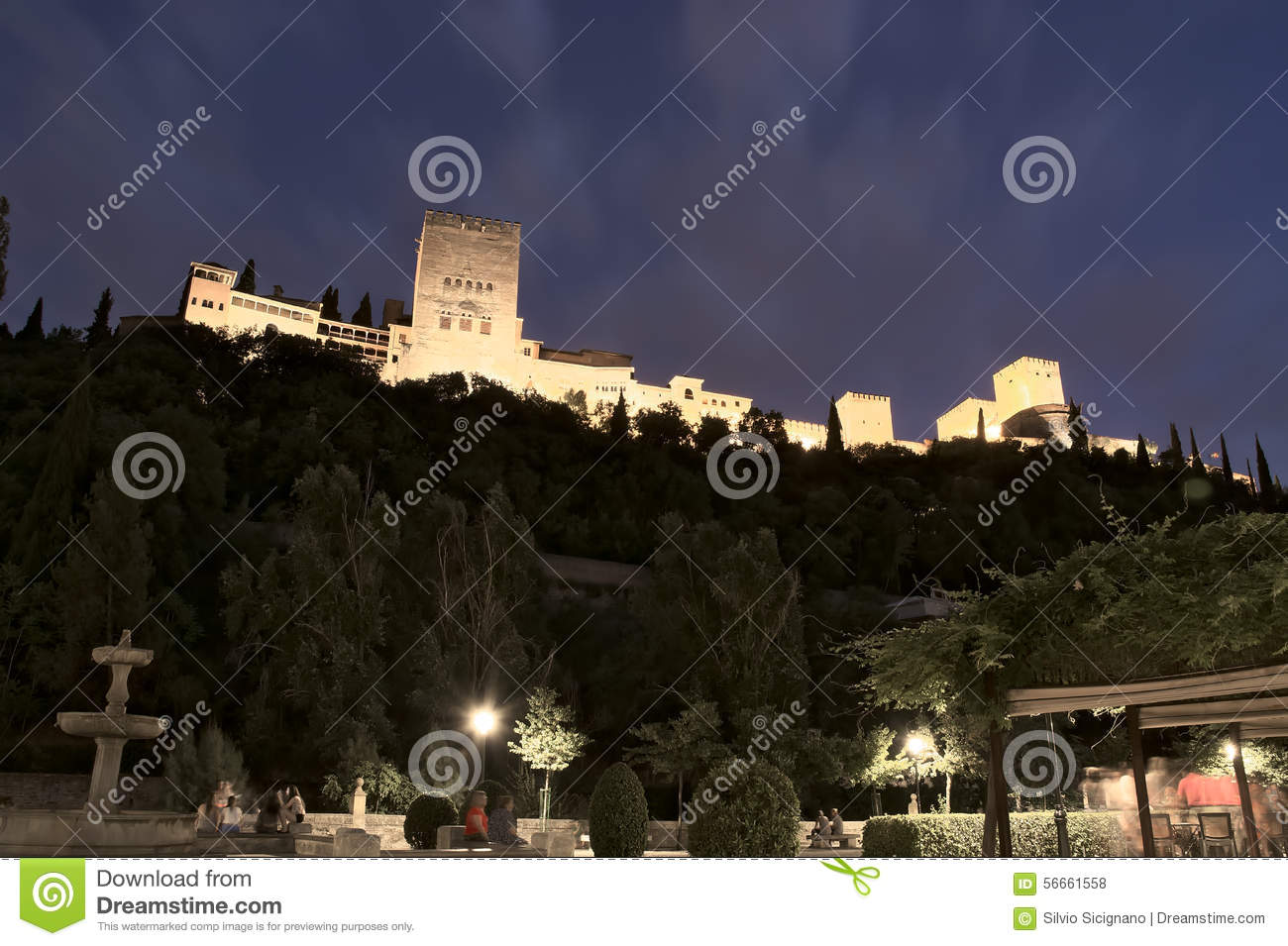 Best Time To Travel To Granada Spain