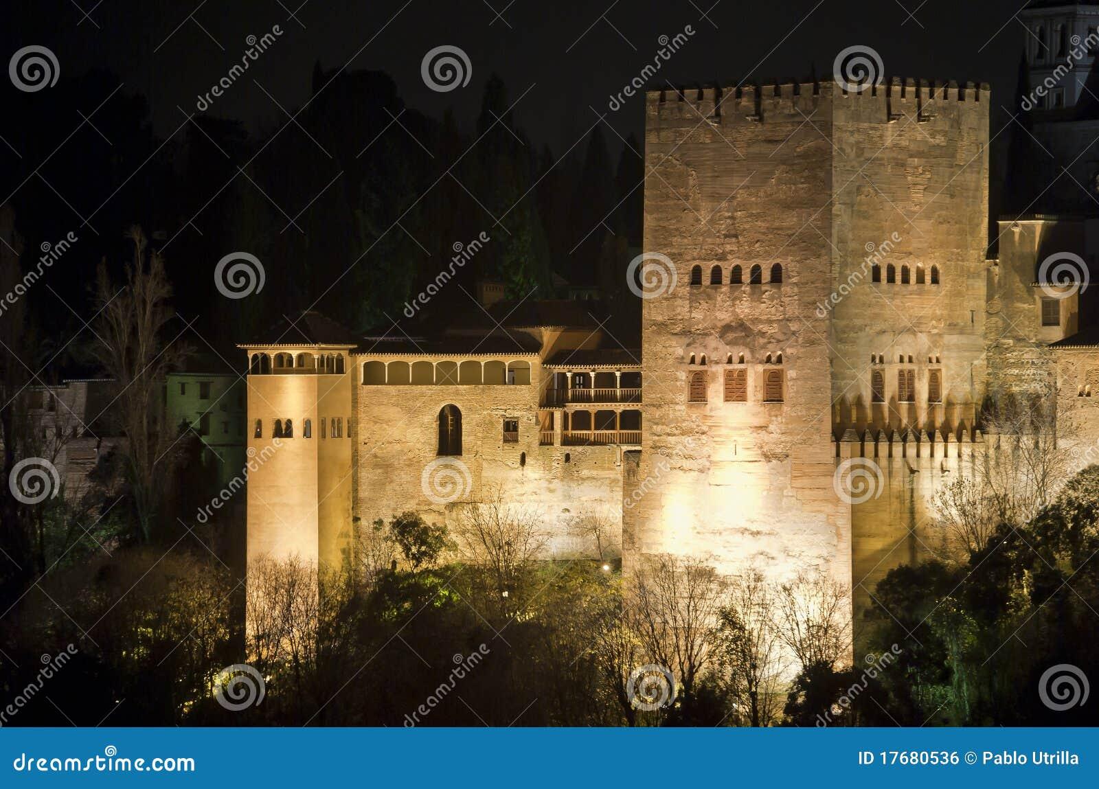 Alhambra noc