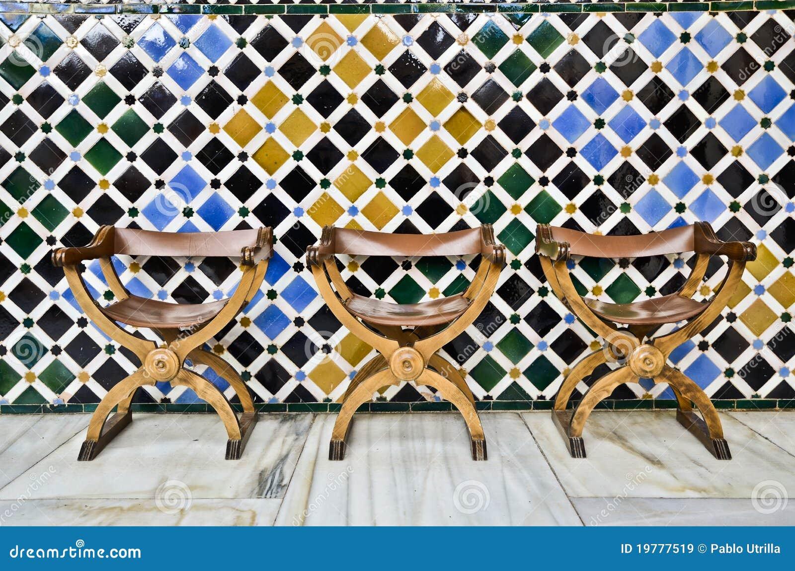 Alhambra stolar
