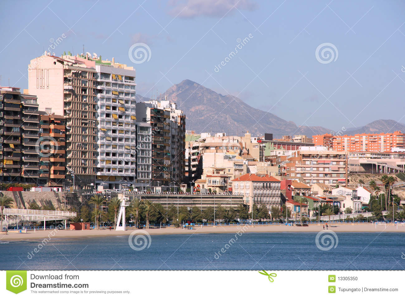 Alicante stock photo image 13305350 - Stock uno alicante ...