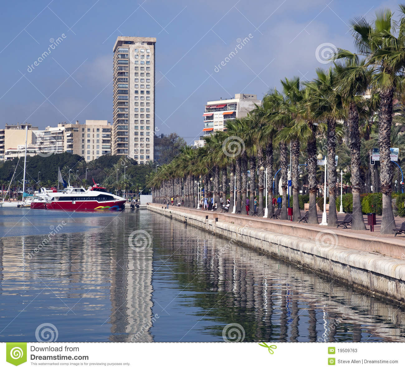 Alicante - Costa Blanca Spain  City new picture : Alicante Costa Blanca Spain Editorial Stock Photo Image ...