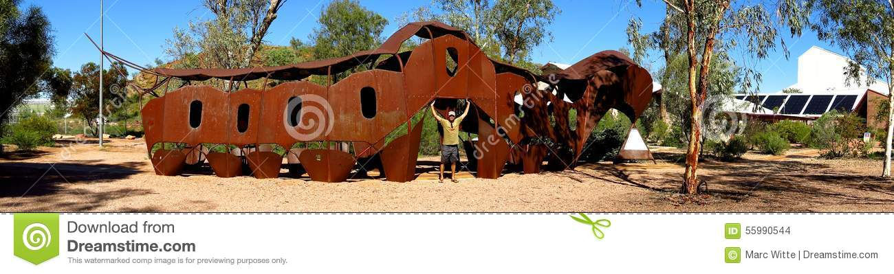 Download Alice Springs, Nothern Territory, Australia Stock Photo - Image of feature, contrast: 55990544