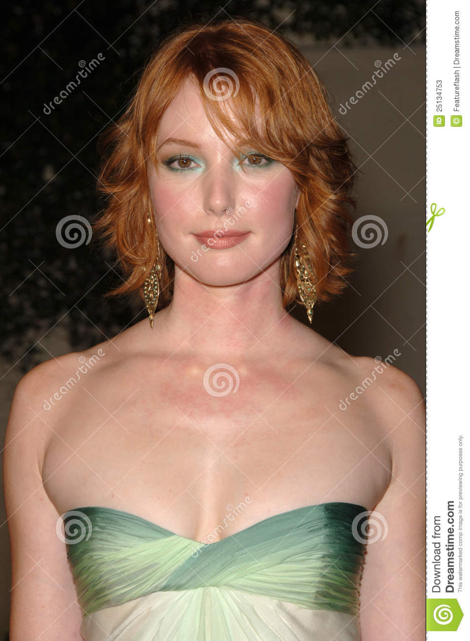 Actress ALICIA WITT at the Los Angeles premiere of her new movie Last ...
