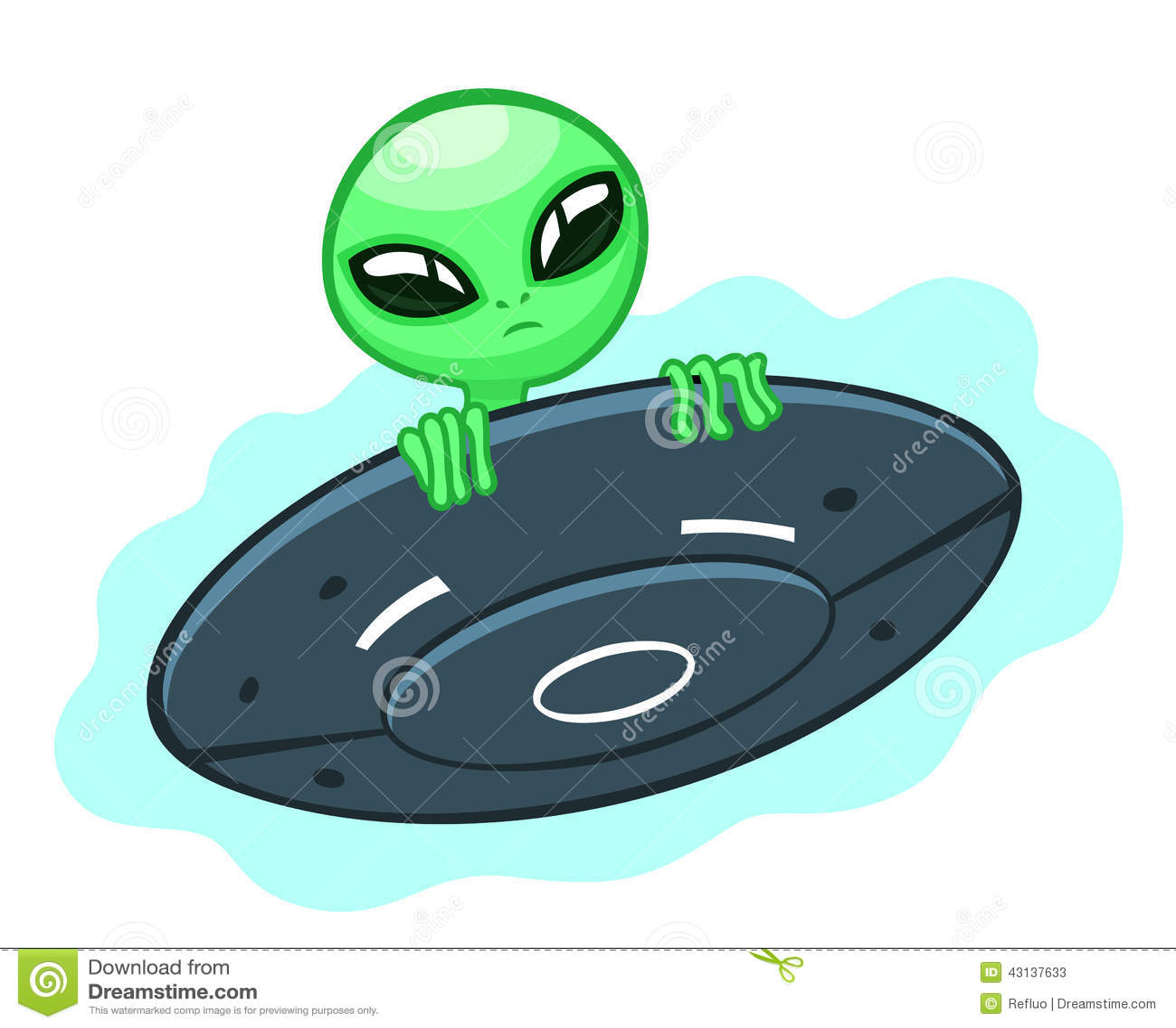 3d animation alien 2 1