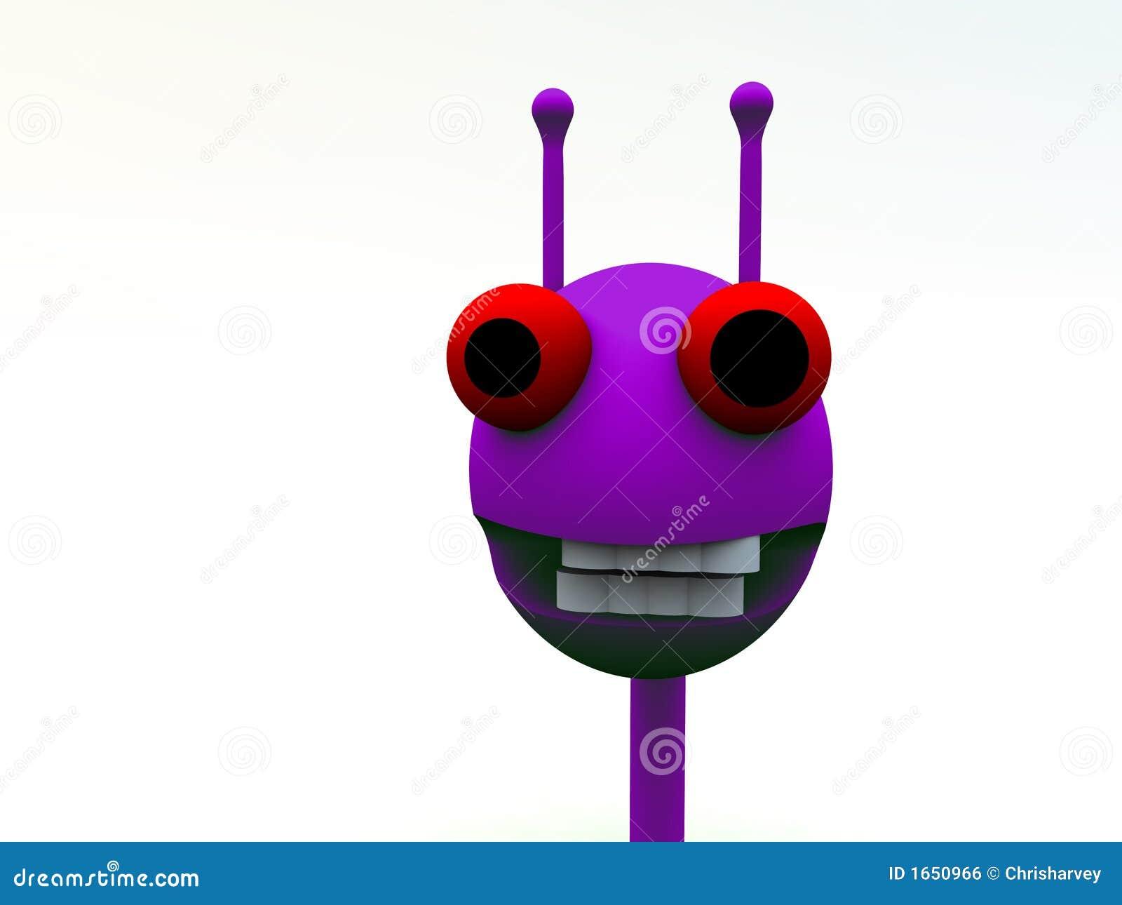 Alien Head 29