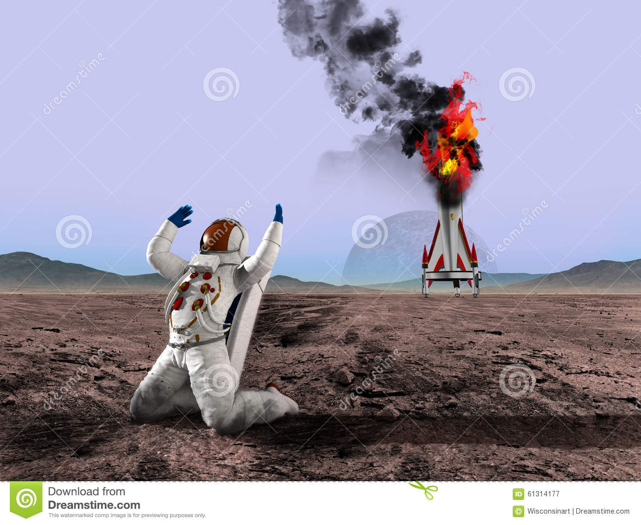 astronaut earth blowing up - photo #29