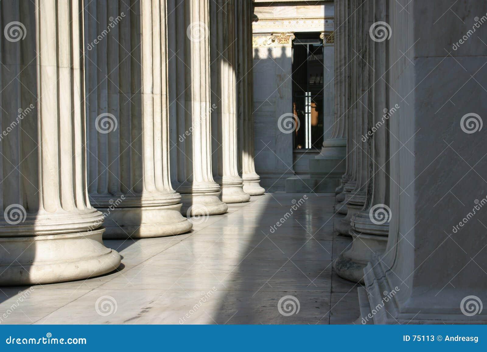 Alignement de Colum