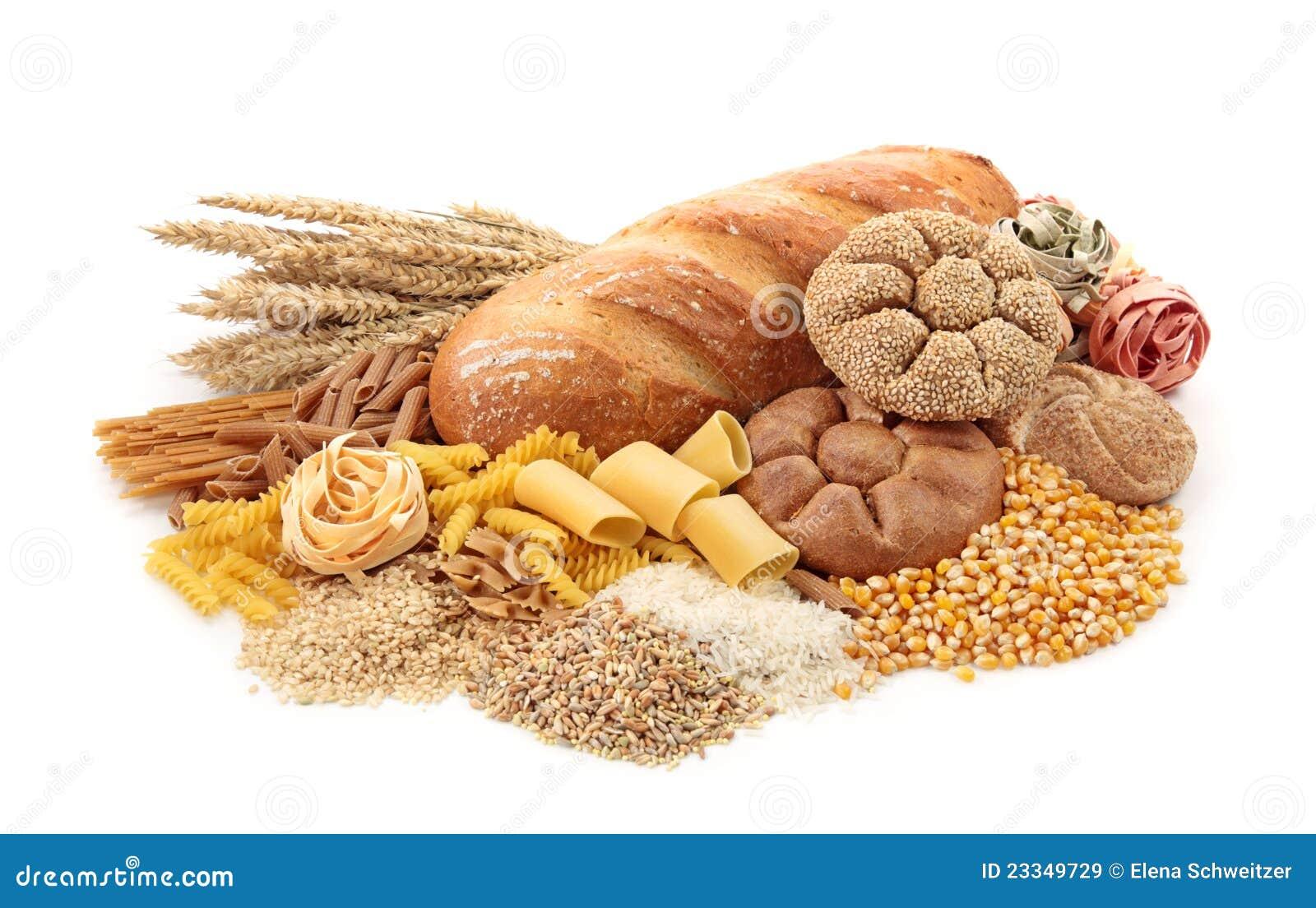 Alimenti alti in carboidrato