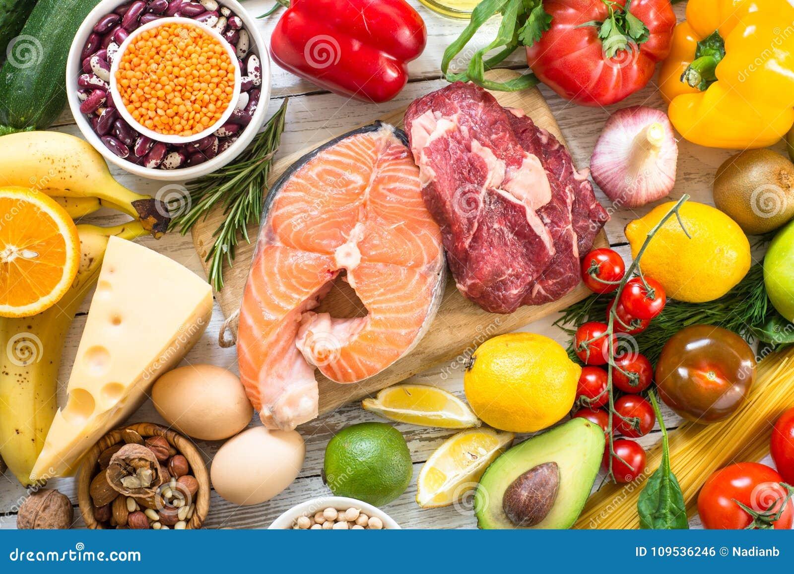 Alimento biológico para la nutrición sana