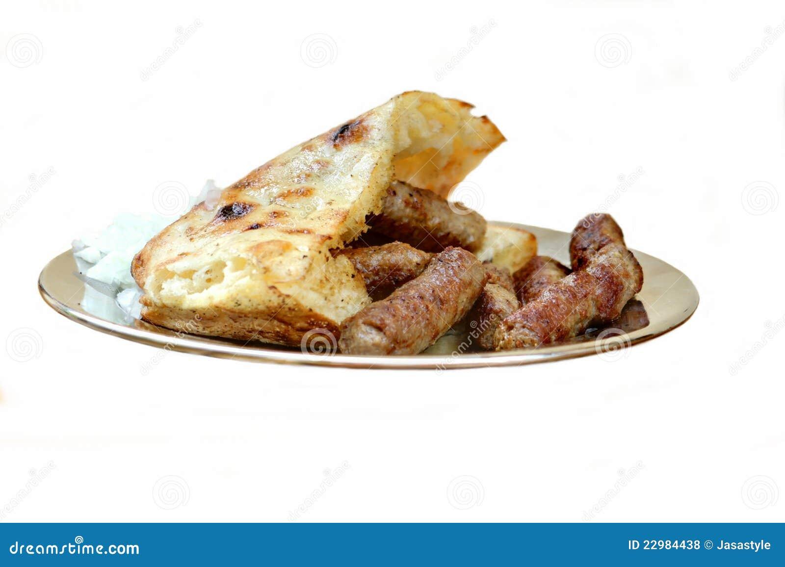 Alimento bosnio tradicional