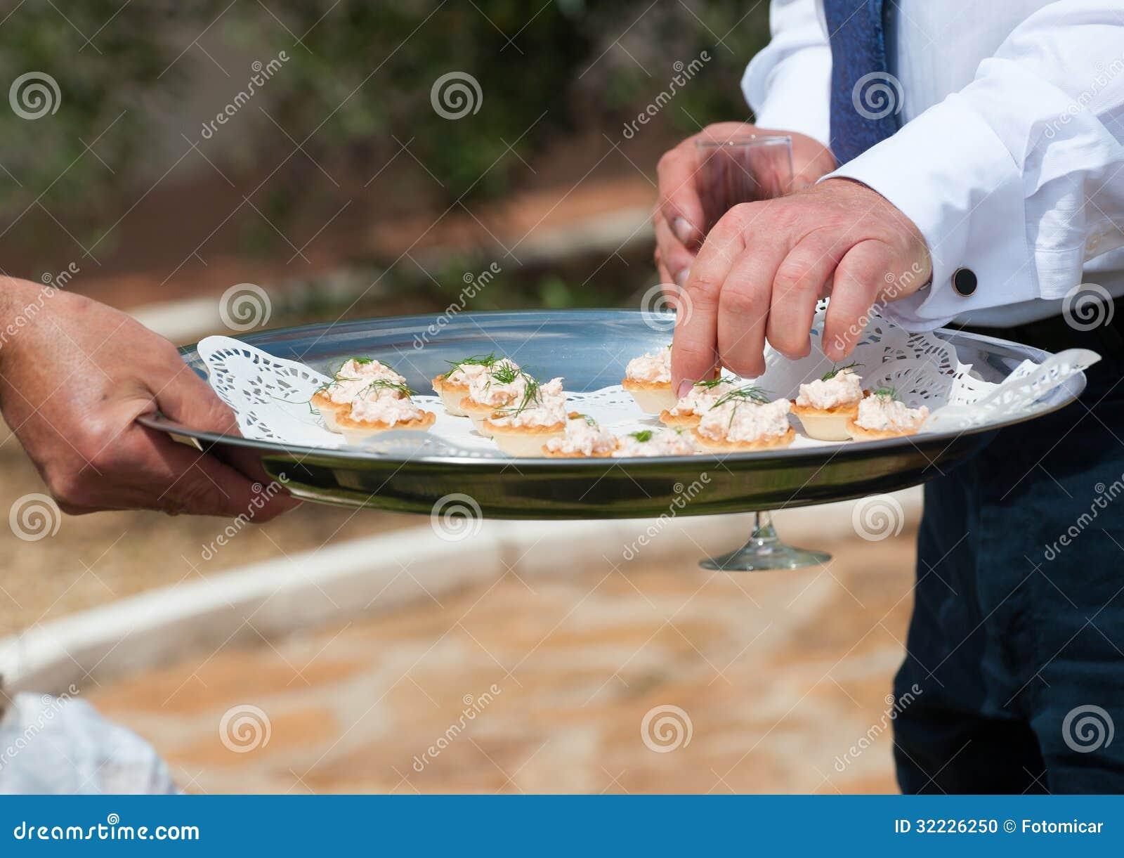Download Alimento de dedo foto de stock. Imagem de fora, casamento - 32226250