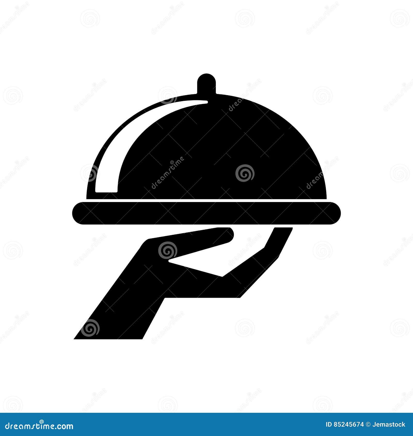 Servizio Al Tavolo.Alimento Di Servizio Al Tavolo Del Vassoio Di