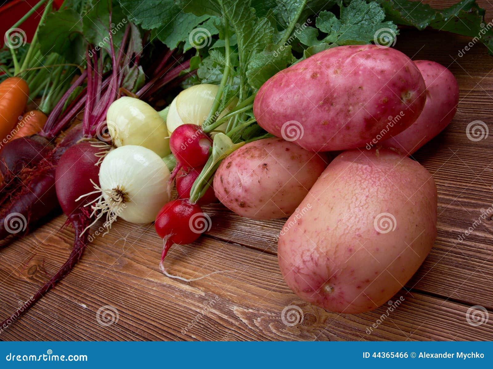 Alimento fresco di vegetable