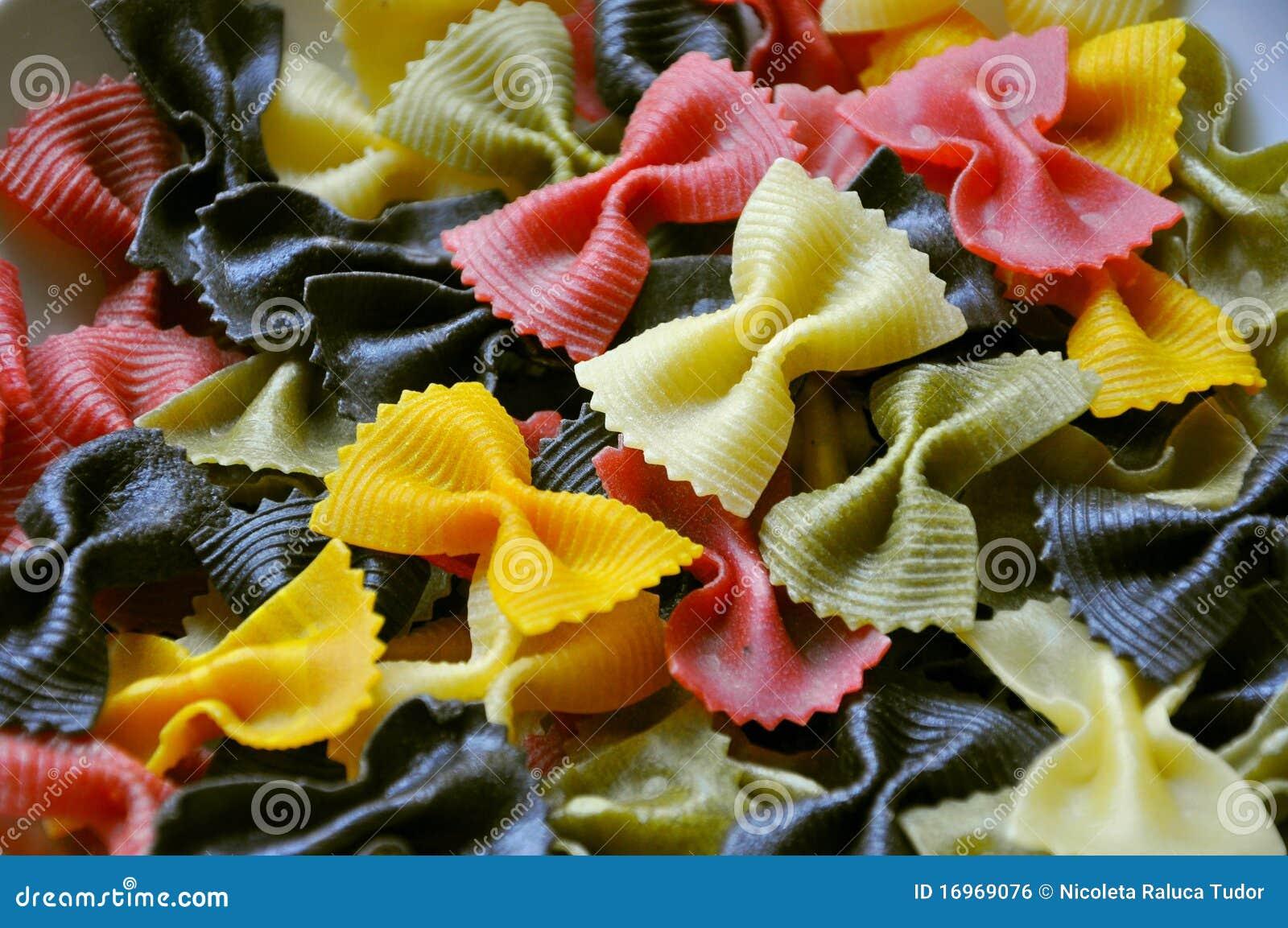 Alimento italiano: pasta