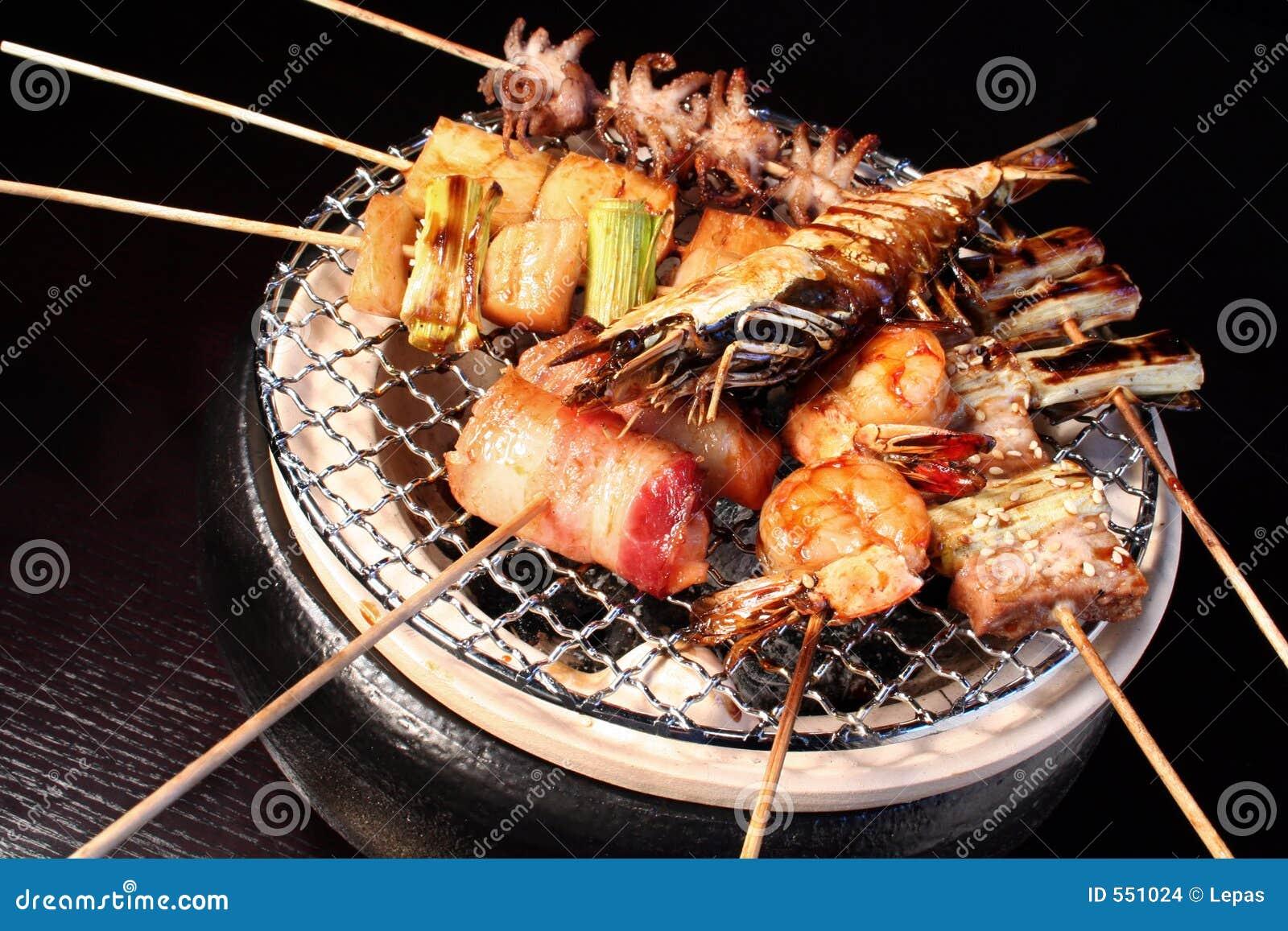 Alimento japonês