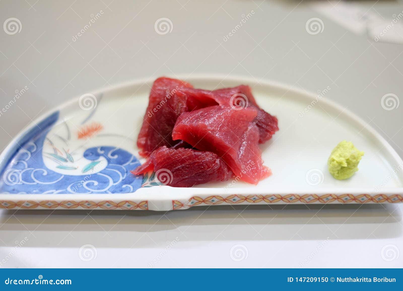Alimento japon?s fresco