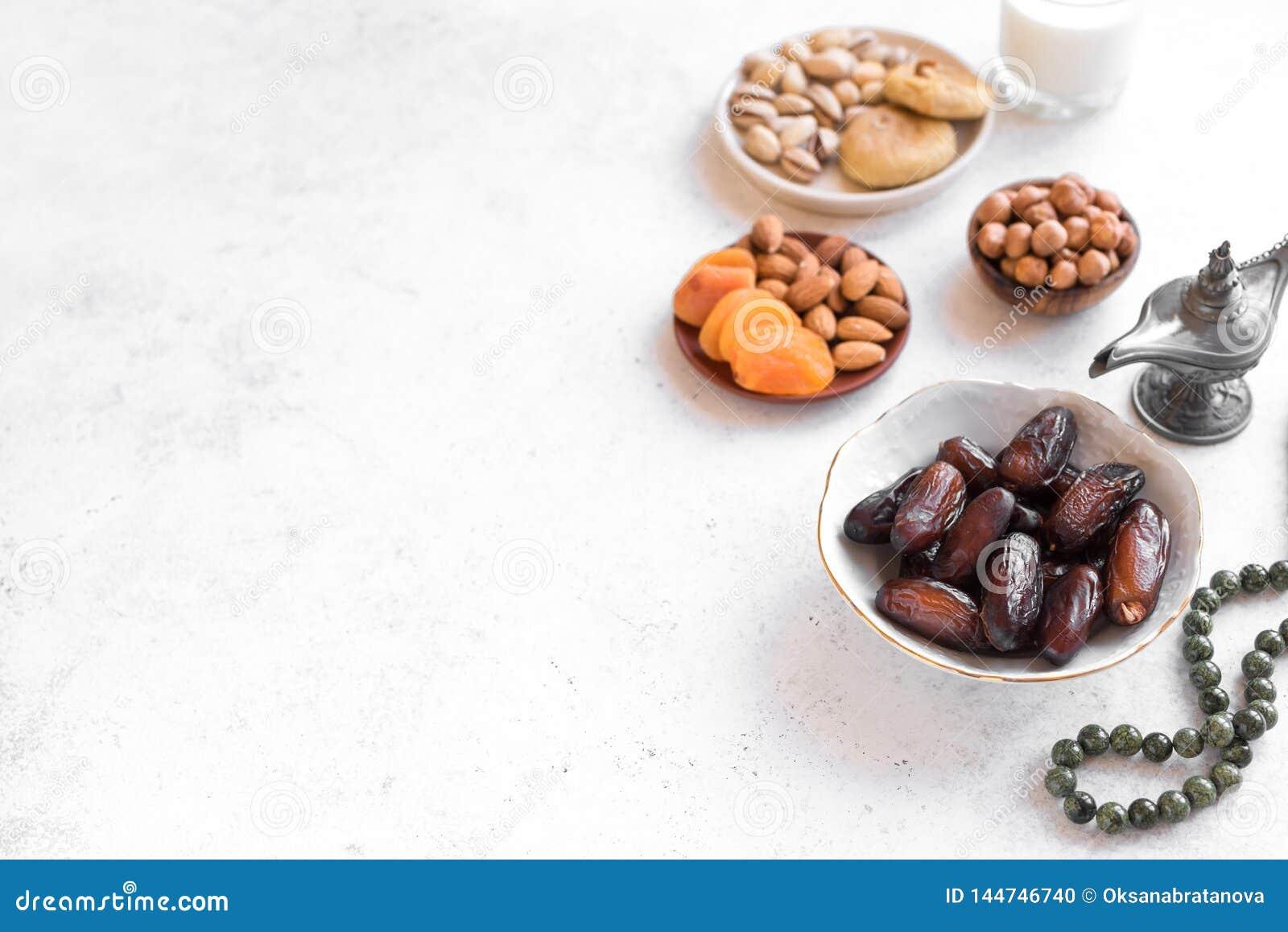 Alimento musulmano di Iftar
