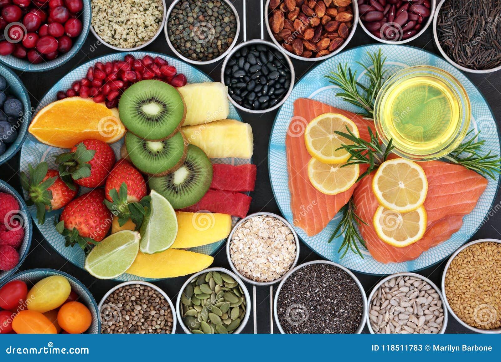 Alimento natural para um coração saudável