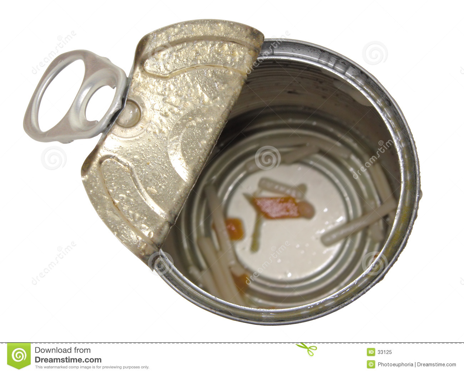 Alimento: Poder vacía de la sopa