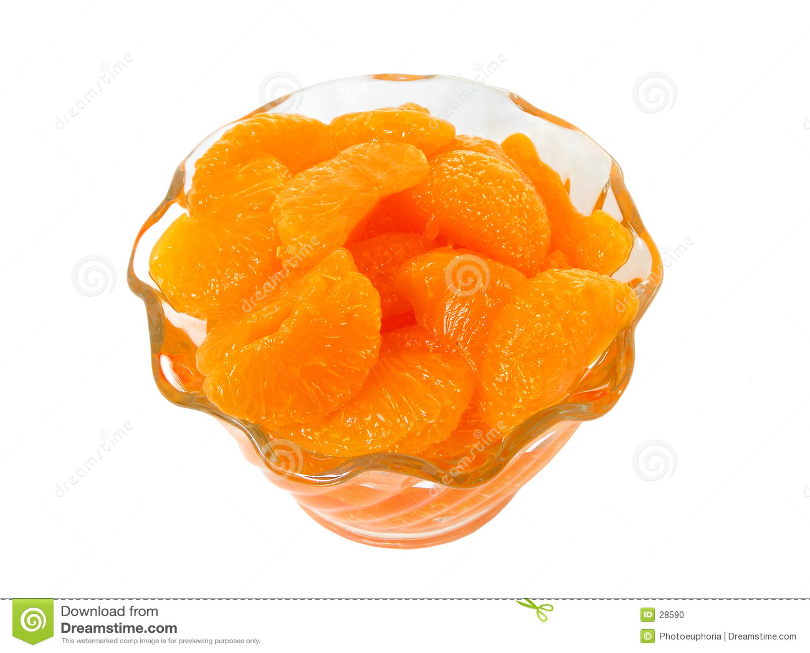 Alimento: Segmentos de la mandarina (2 de 2)