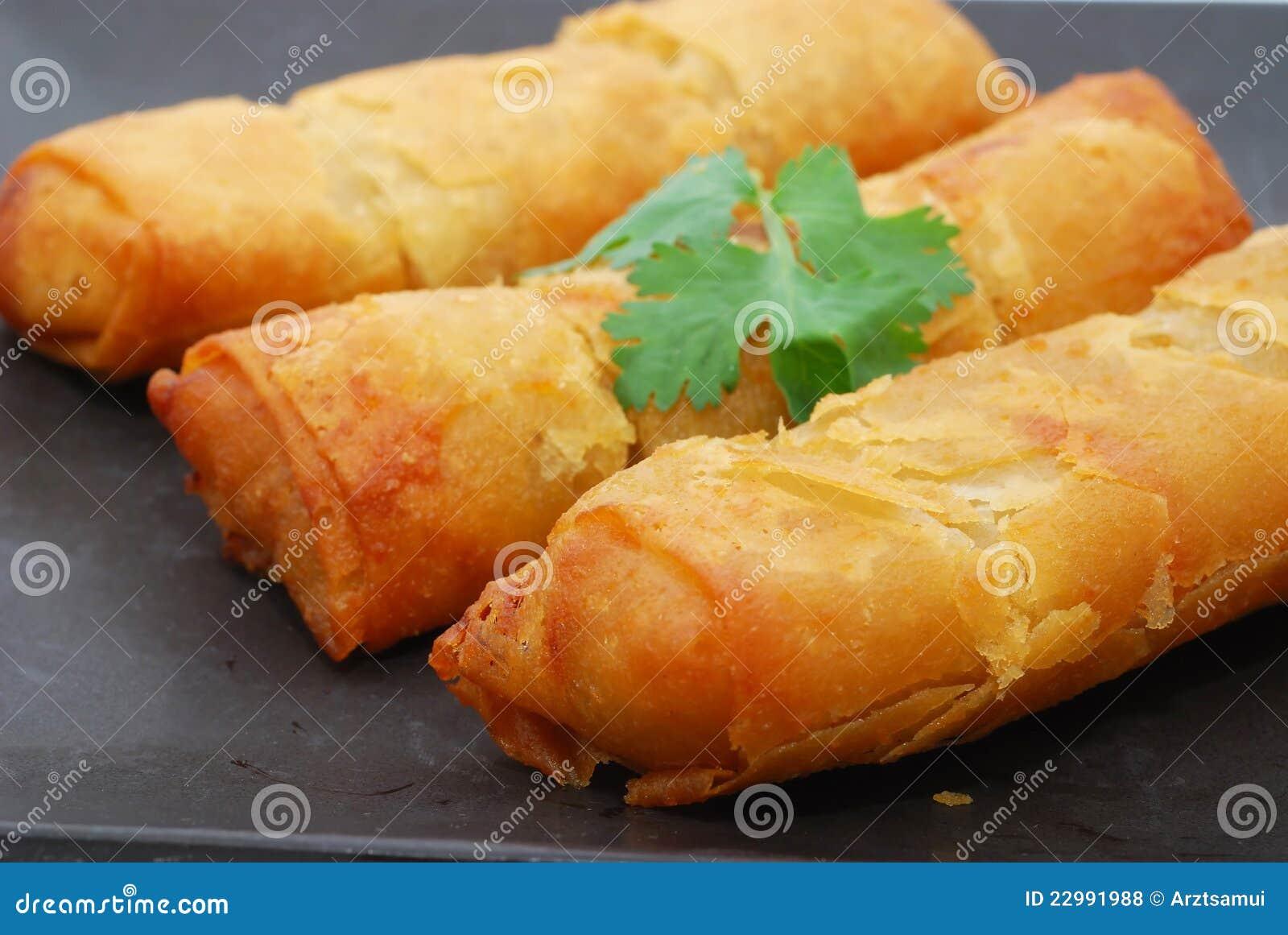Alimento tailandês