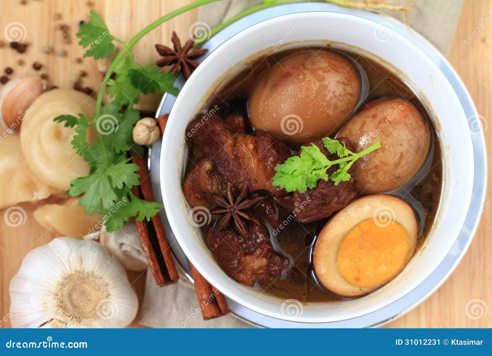 Alimento tailandês, Khaipalo