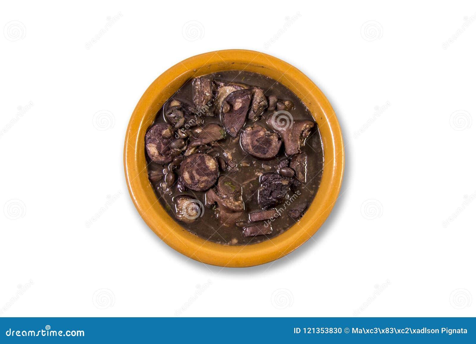 Alimento tradizionale brasiliano di Feijoada