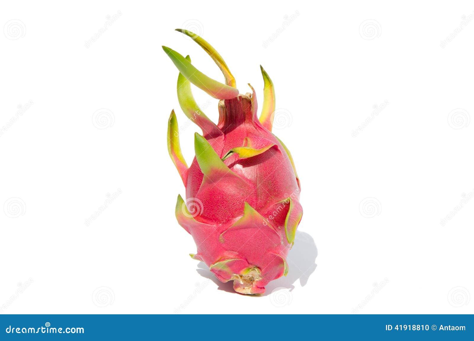 Alimento y dulce de la fruta del dragón
