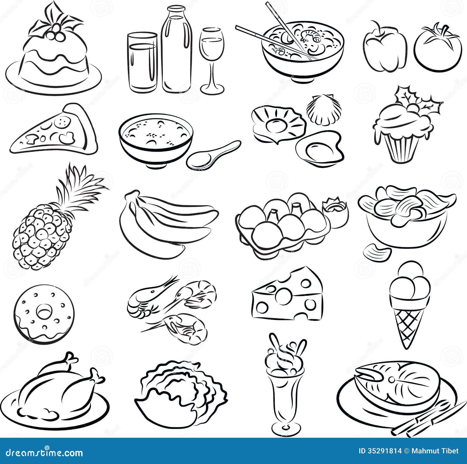 Alimentos Imagens De Stock Imagem 35291814
