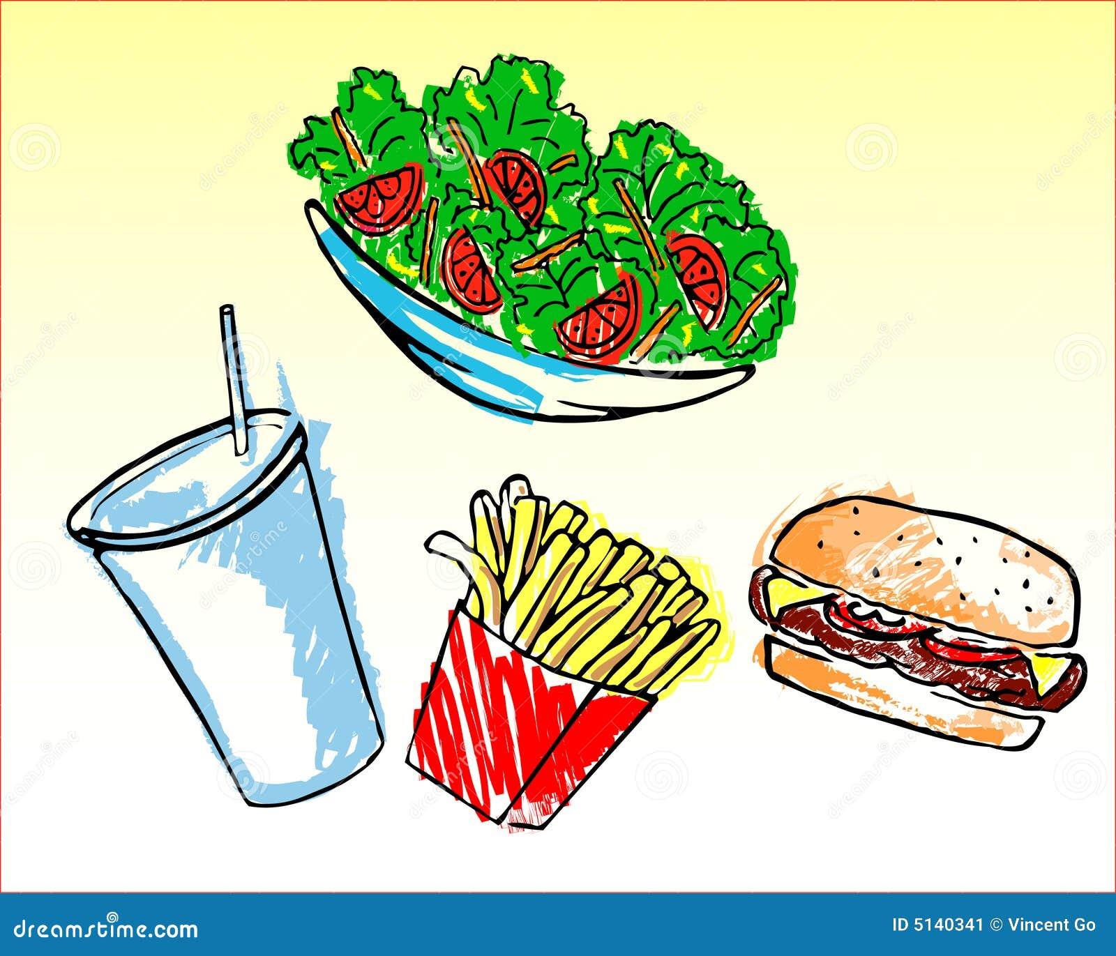 Aliments de préparation rapide