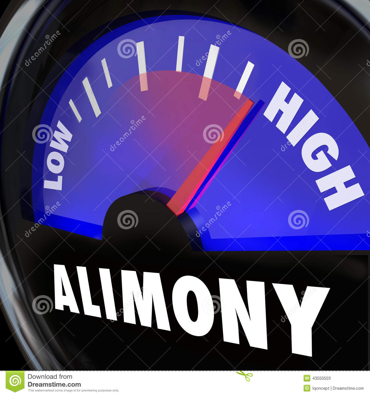 Alimony spousal support