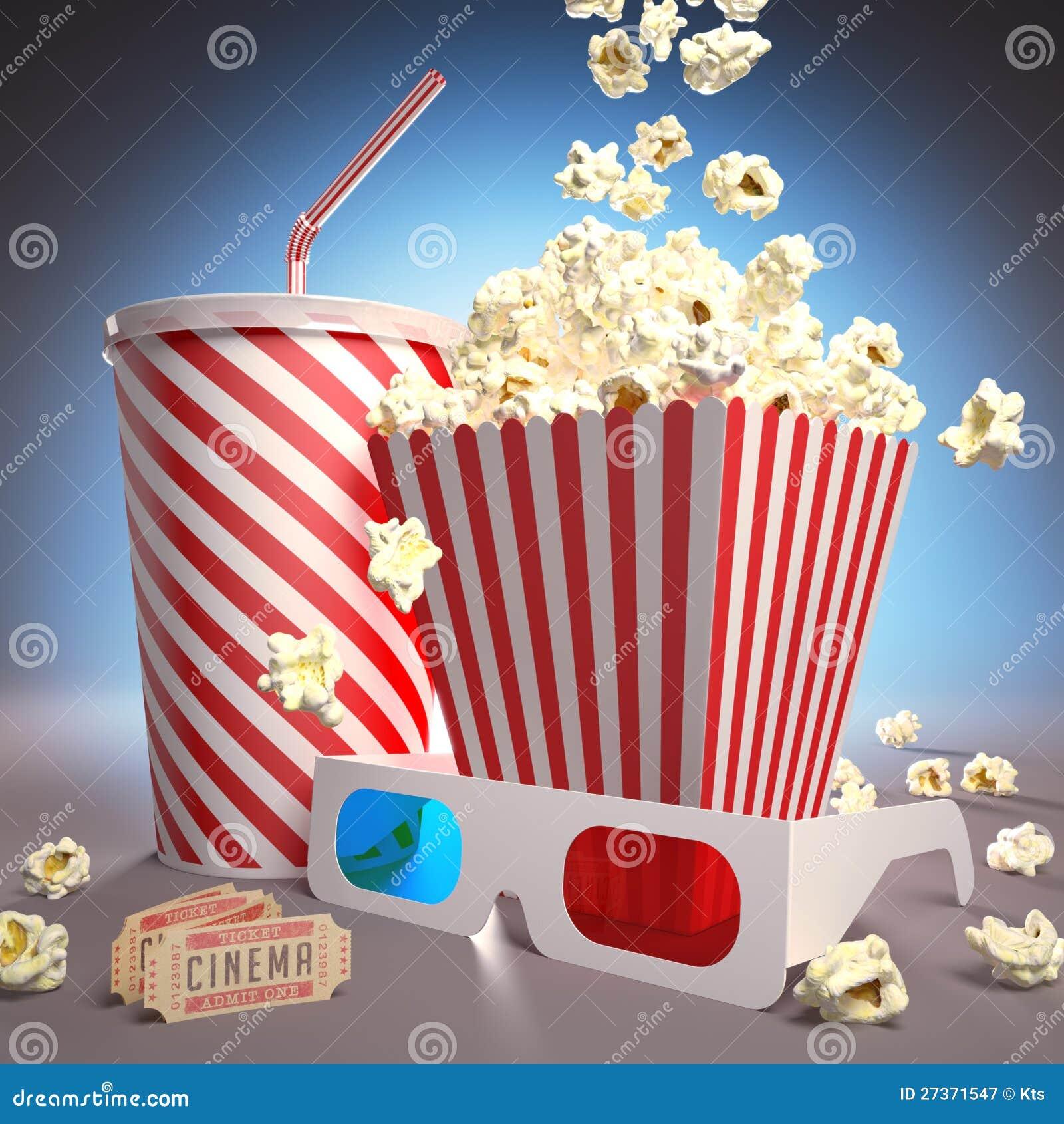 Aliste para el cine