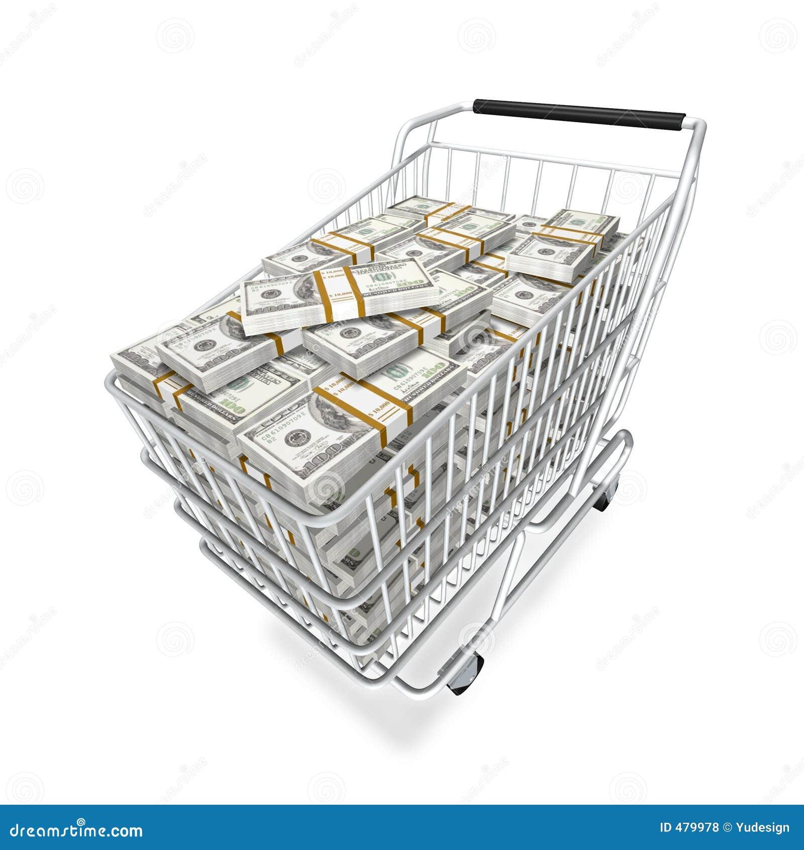 Aliste para las compras