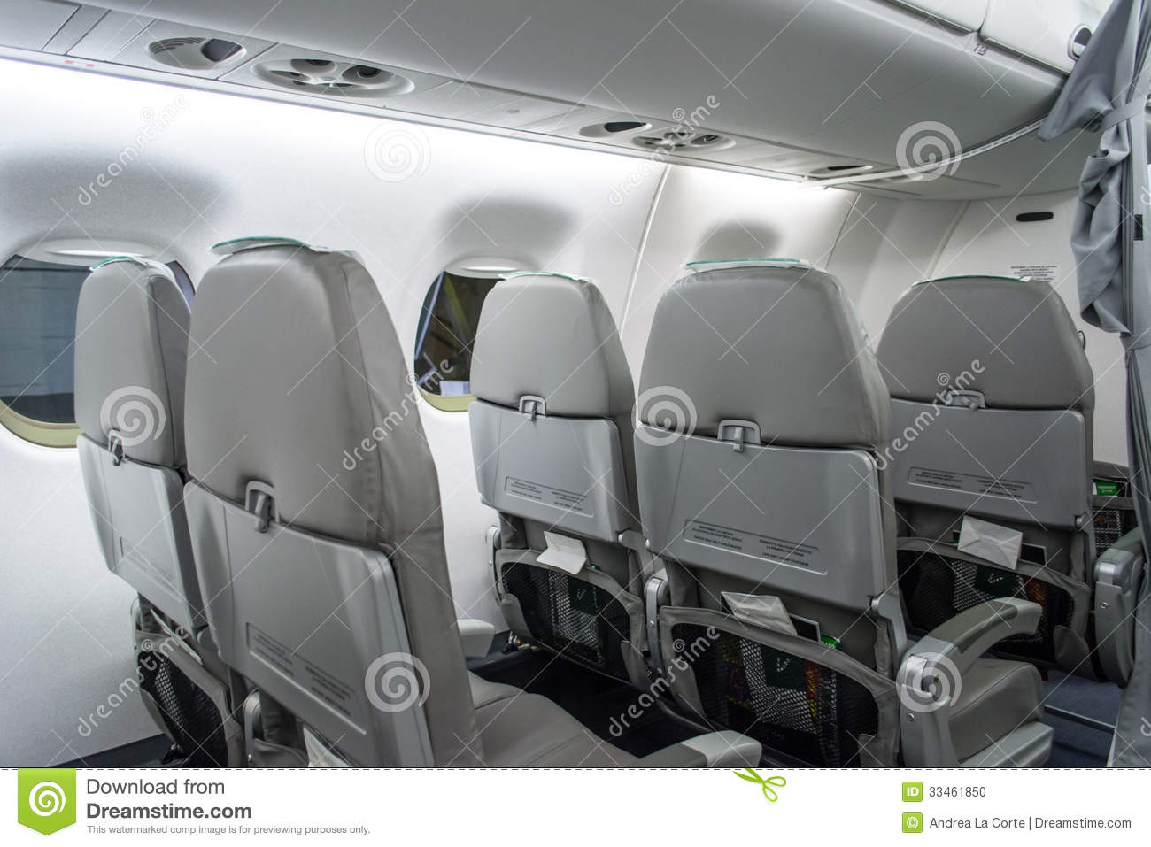 Surprising Alitalia Airplane Back Seat View Editorial Image Image Of Cjindustries Chair Design For Home Cjindustriesco