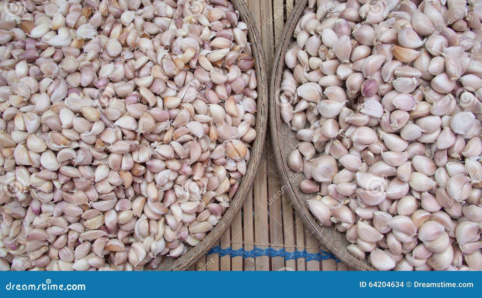 Alium sativum, conocido comúnmente como ajo, es una especie en el género de la cebolla, allium
