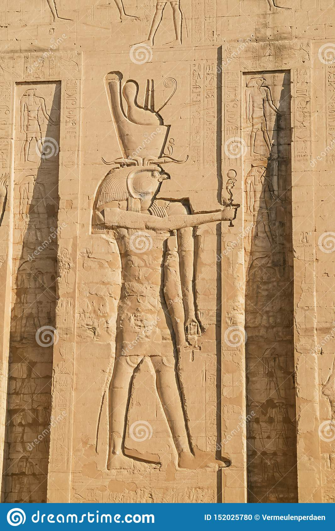 Alivio de Bas de Horus