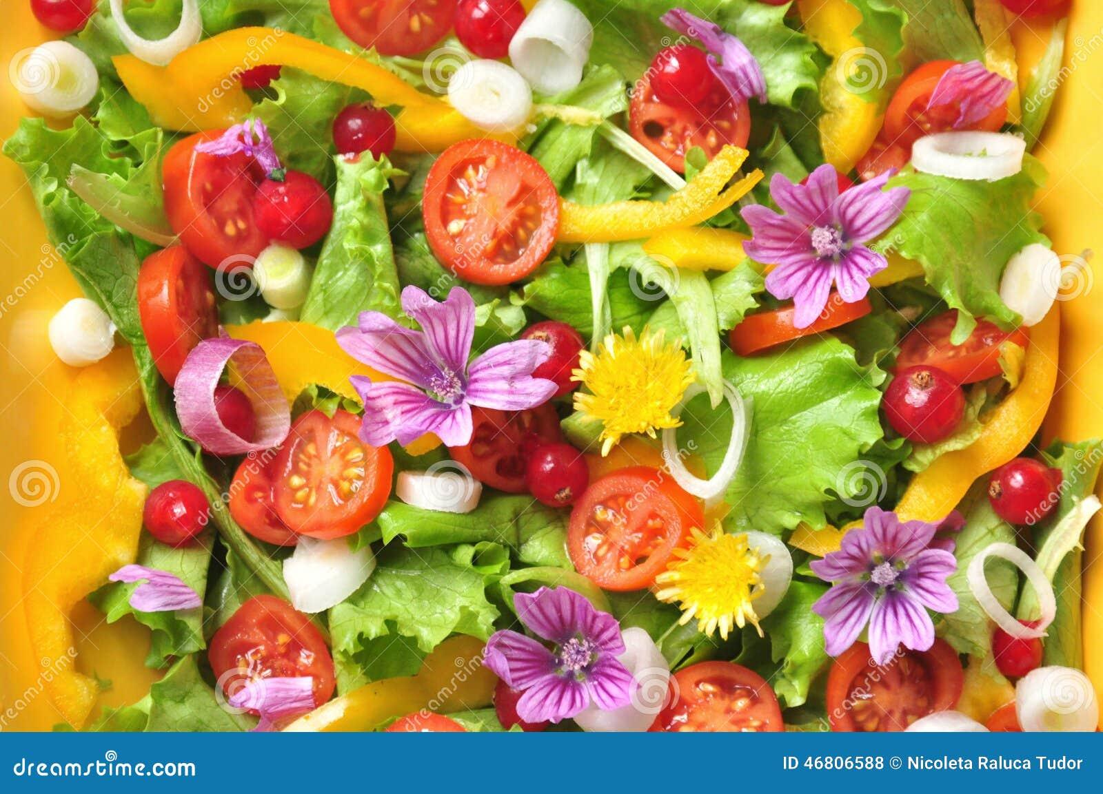 Raw Food Fruit Salad Recipe